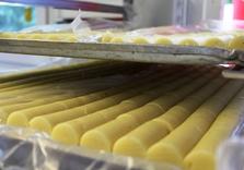 confection des croquettes de pommes de terre