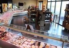 vue magasin boucherie Le Limousin